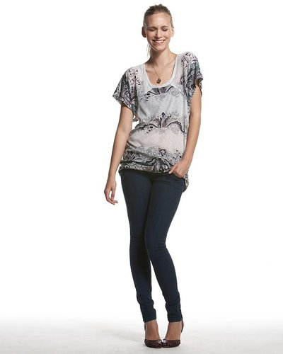 Trend Alert: Zippered Jeans