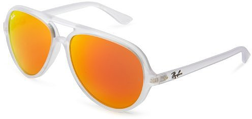 Ray-Ban 0RB4125 Round Sunglasses