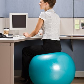 How to Prevent Back Pain From Desk Job