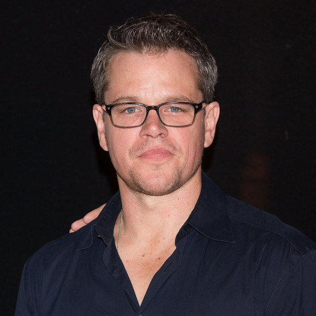 Matt Damon Promotes Elysium in Cancun, Mexico | Photos