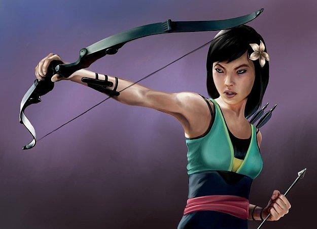 Avenger Mulan
