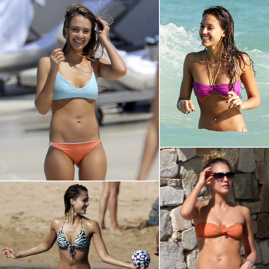 Happy Birthday, Jessica Alba — See Her Hottest Bikini Moments!