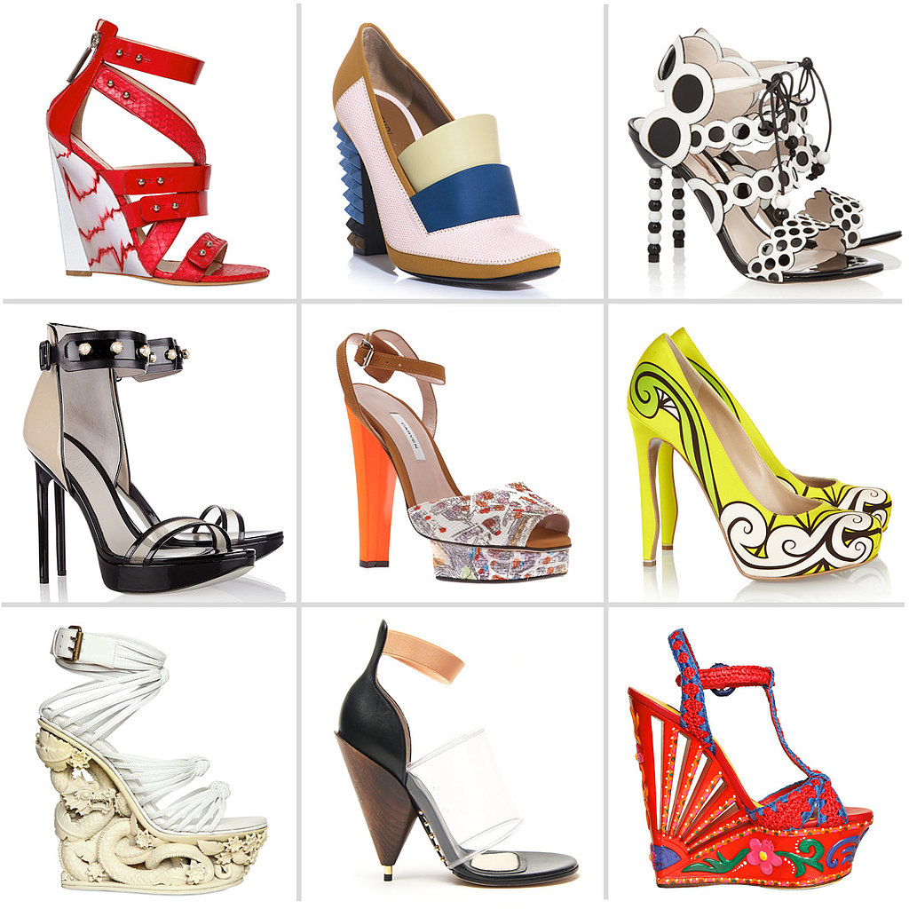 The Ultimate Roundup of Spring 2013's Most Coveted Shoes
