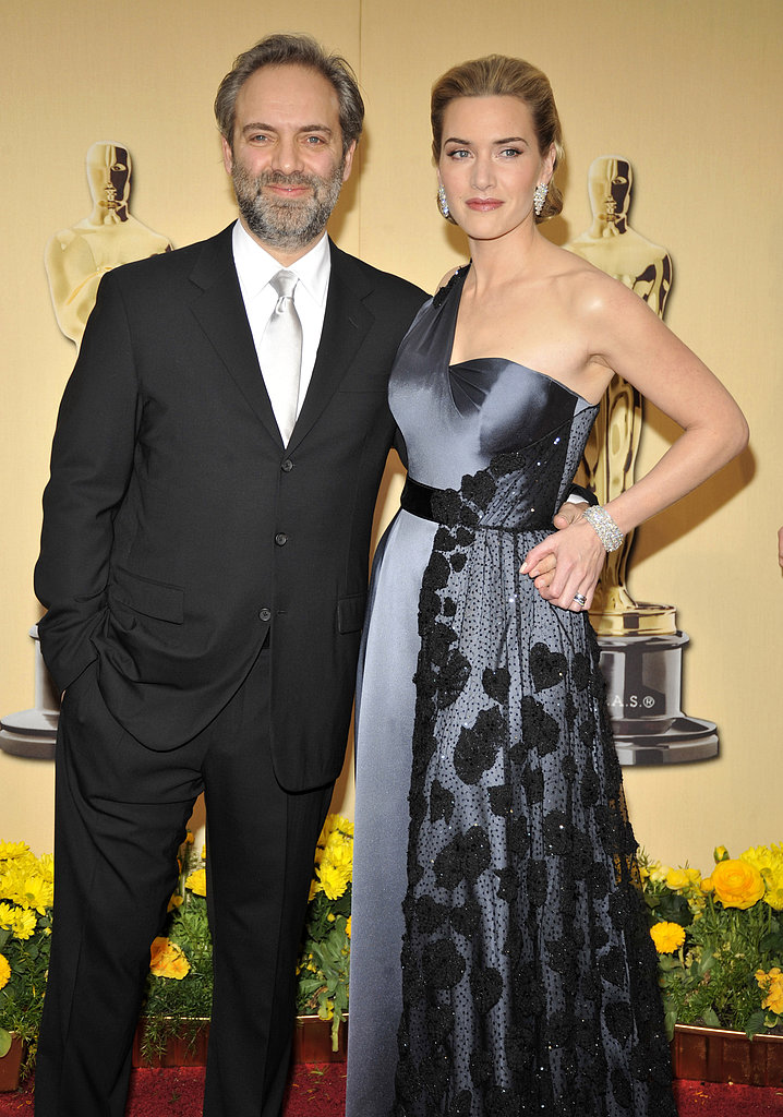 Kate Winslet married director Sam Mendes in May 2003 on the island of Anguilla. While the couple has a son together, Joe, they separated and later divorced in March 2010.