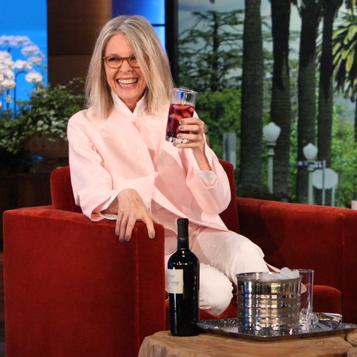 Diane Keaton on The Ellen DeGeneres Show | Video