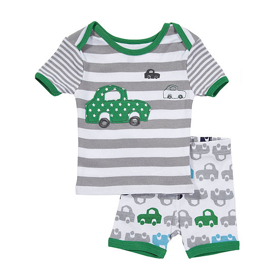 Theres nothing cuter than this Petit Lem short set ($20-$22).