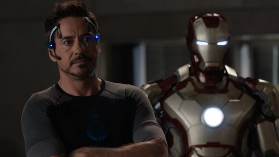 Exclusive: See Gwyneth and RDJ's Iron Man 3 Chemistry in a Brand-New Scene!