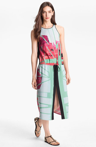 Clover Canyon 'Lone Rider' Midi Dress