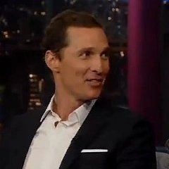 Matthew McConaughey on Fatherhood