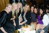 Cameron Diaz posed with a group of guests at the charity event. Source: Carly Otness/BFAnyc.com
