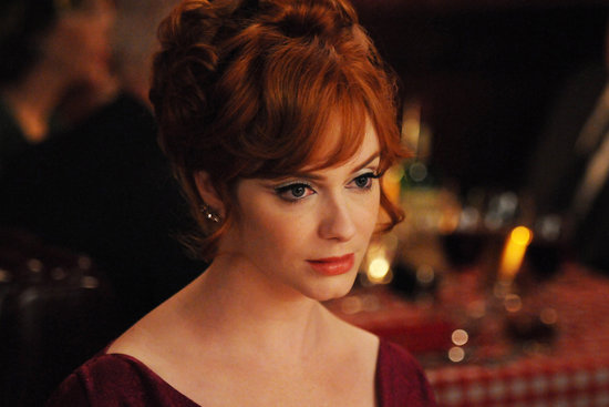 Christina Hendricks on Joan's Sordid Path to Partner on Mad Men