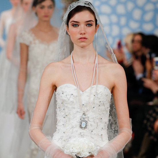 Oscar de la Renta Bridal Spring 2014