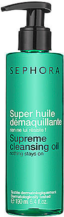 SEPHORA COLLECTION Supreme Cleansing Oil