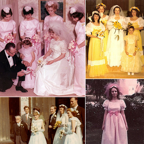 Bridal Parties Through the Years