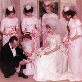 Vintage Bridesmaids Dresses
