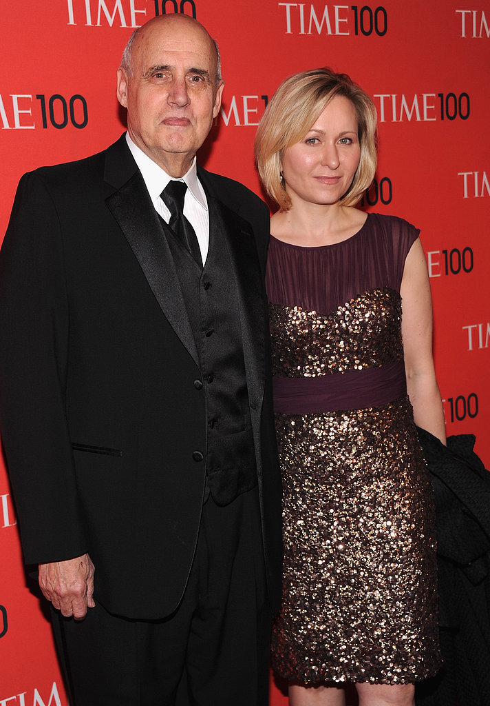 Jeffrey Tambor and Kasia Ostlun