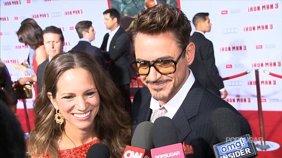 "Robert Downey Jr. Says He Doesn't Want to ""Wear Out His Welcome"" as Iron Man"