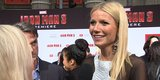 "Gwyneth Paltrow Says Moses Hugged Her ""For, Like, Five Minutes"" When He Saw Iron Man 3"