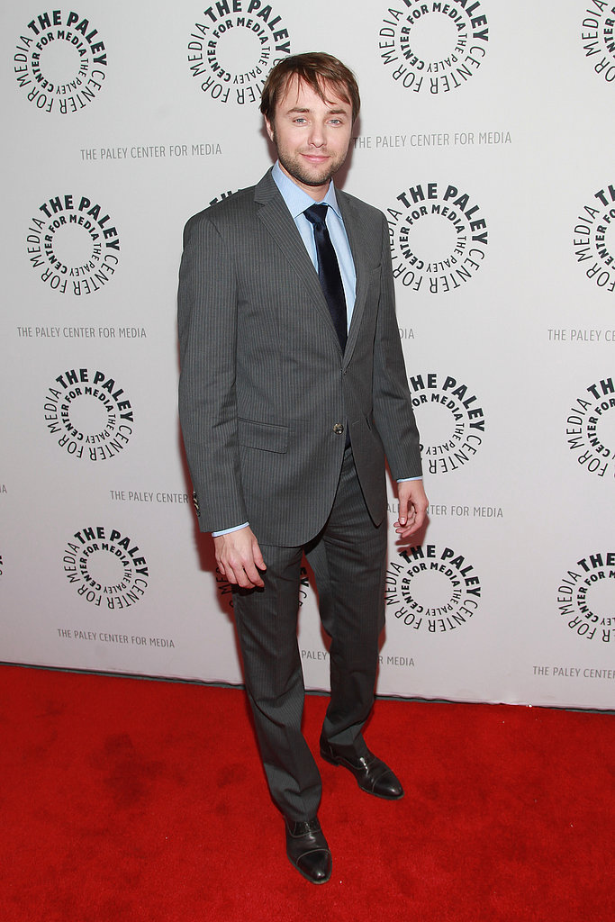 Vincent Kartheiser suited up for the event.
