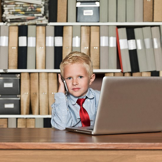 How to Keep Your Kids Busy on Take Your Child to Work Day