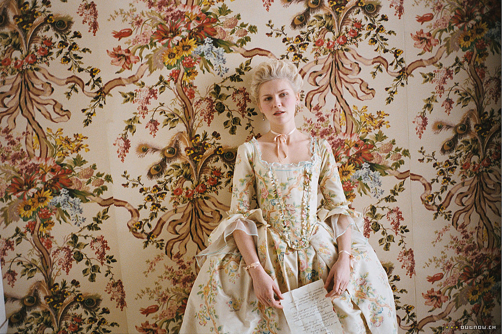 "Marie-Antoinette, Marie Antoinette ""Letting everyone down would be my greatest unhappiness."""