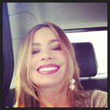 Sofia Vergara shared a selfie after getting a facial. Source: Instagram user sofiavergara