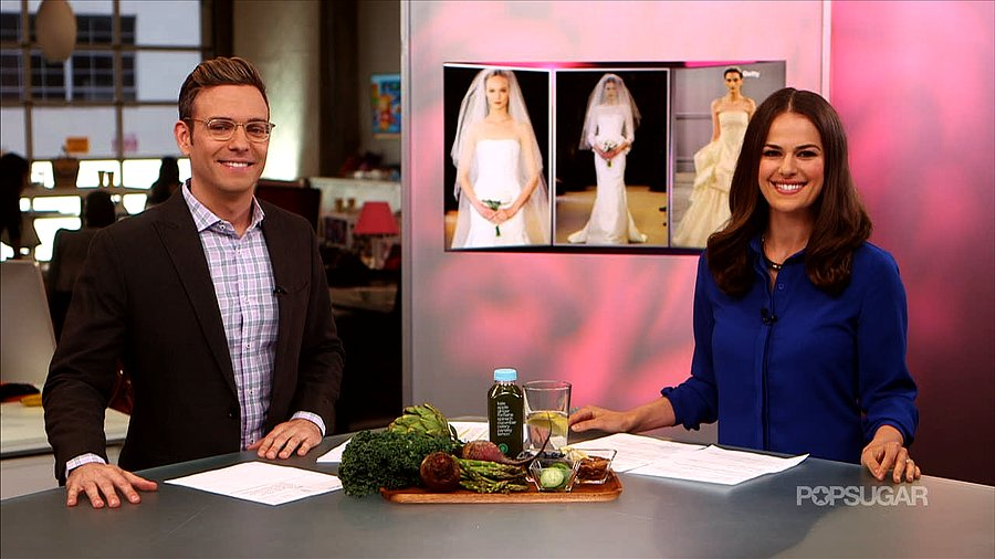Try a Safe Detox Before the Wedding Day