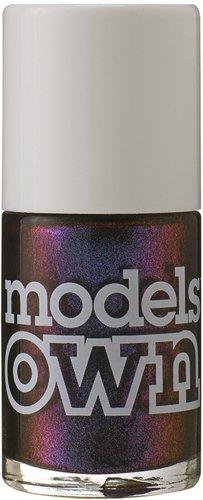 Models Own Beetle Juice Purple Blue Nail Polish