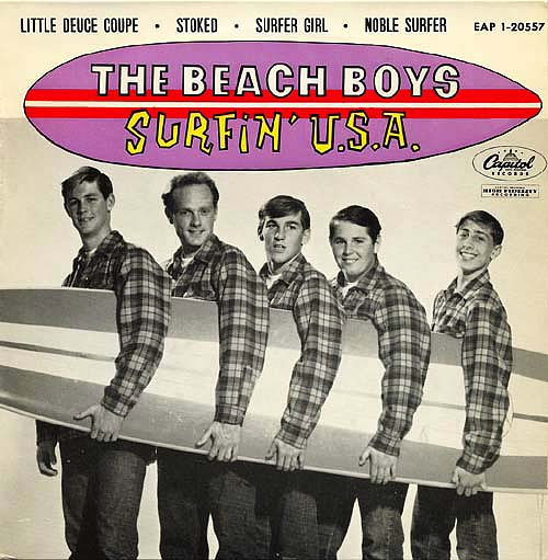 """Surfin' USA"" by The Beach Boys"