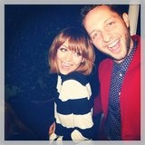Nicole Richie helped celebrate Derek Blasberg's birthday. Source: Instagram user nicolerichie