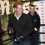 Prince Harry Visits Nottingham | Photos