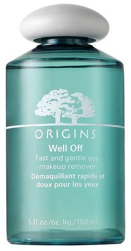 Origins Well Off Fast and Gentle Eye Makeup Remover 5fl.oz./150ml