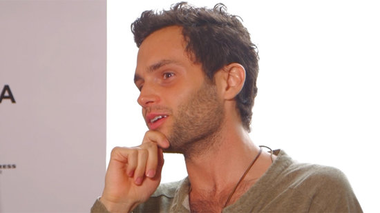 Penn Badgley Talks Greetings From Tim Buckley and His Musical Skills