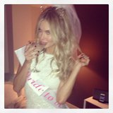 Jennifer Hawkins celebrated her hens' over the weekend. Source: Instagram user jenhawkins_