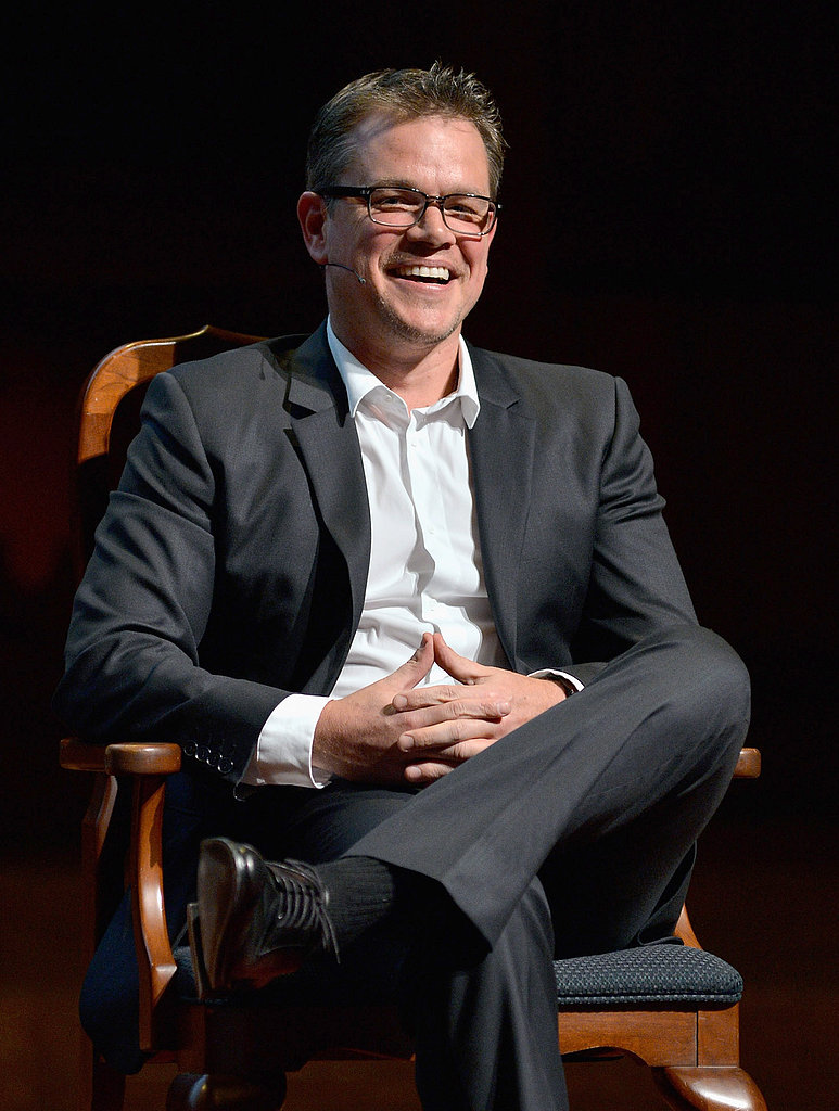 Matt Damon Photos