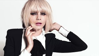 Cara Delevingne Vogue Punk Video