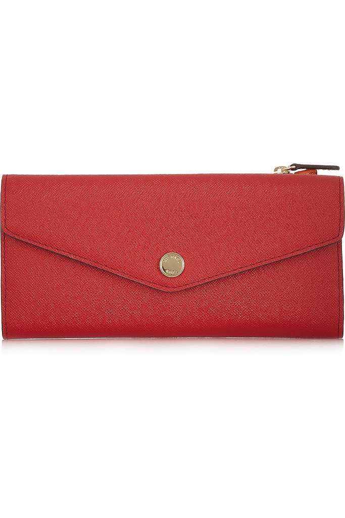 Update your mother's everyday go-to with this luxe Michael Kors red leather wallet ($148). Psst — don't forget to check out the fun colorblocked lining inside!