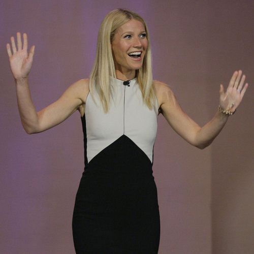 Gwyneth Paltrow on The Tonight Show May 2013