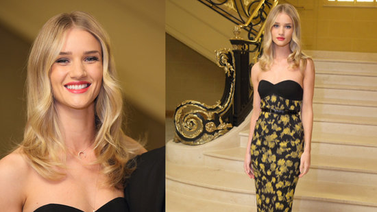 Rosie Huntington-Whiteley Is a Knockout at Vogue's Michael Kors Dinner!