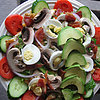Calories in Salad Toppings