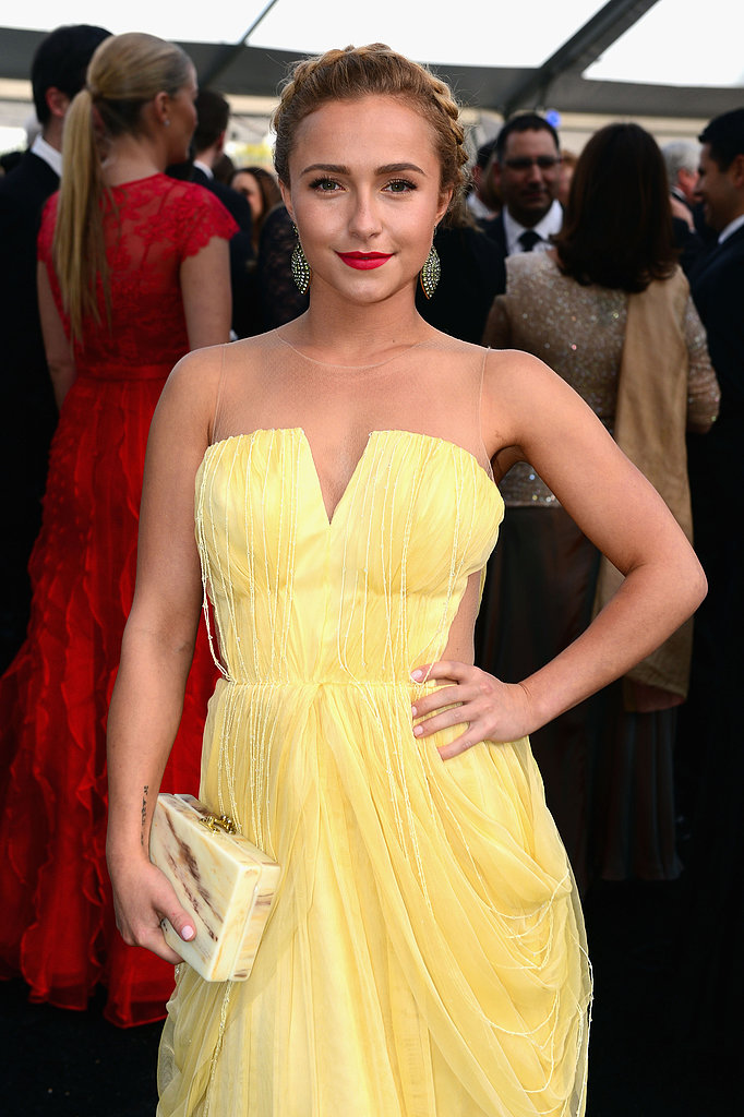 Hayden Panettiere attended the the 2013 White House Correspondents Dinner.