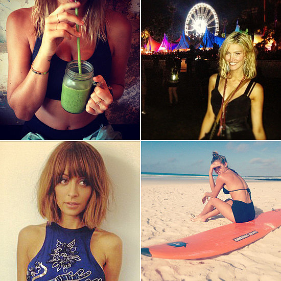 Fashion & Beauty Candids: See What Lara, Delta, Nicole & More Got Up To This Week!