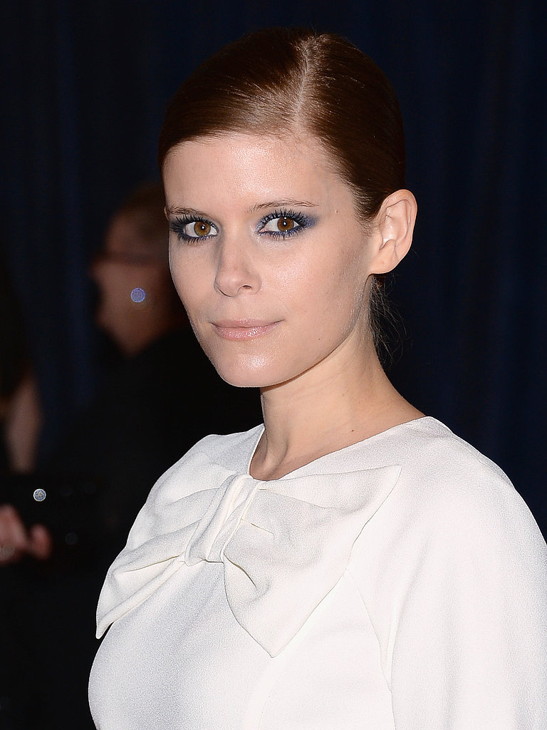House of Cards star Kate Mara attended the dinner.