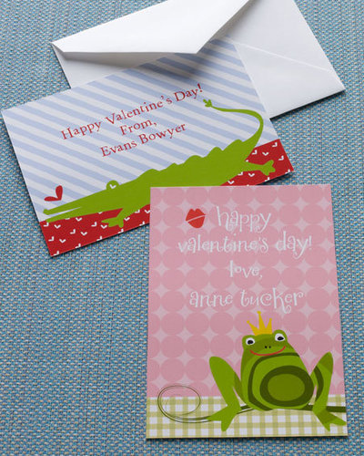 Fancy Valentine&#039;s Day Cards for Children