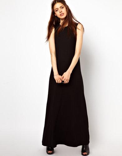 Just Female Sleeveless Maxi Dress