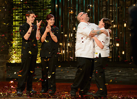 My kitchen rules 2013 grand final recap dan and steph win for Y kitchen rules season 8