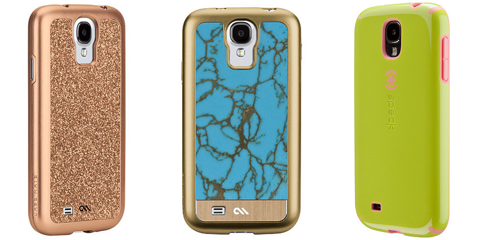 Cases to Outfit the Samsung Galaxy S4