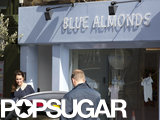Kate Middleton shopped at Blue Almonds.