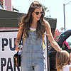 Celebrities Wearing Overalls | Pictures