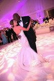 Michael Jordan danced with his bride, Yvette Prieto, during their Palm Beach wedding reception in April 2013.